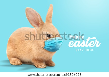 Composite image of happy easter graphic Stock photo © wavebreak_media