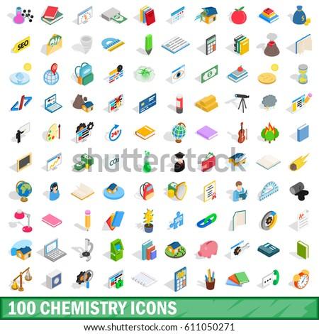 Flaska ikon izometrikus 3D stílus izolált Stock fotó © ylivdesign