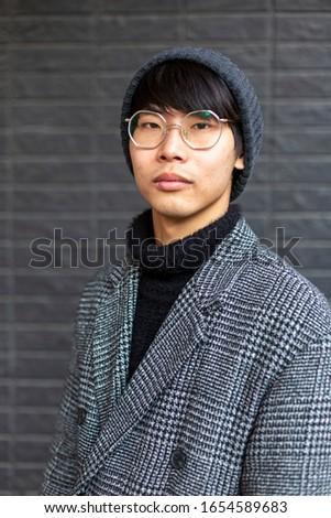 моде молодые городского посмотреть красивый лице Сток-фото © prg0383