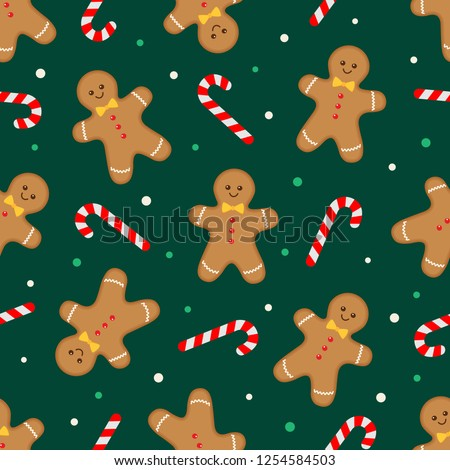 gingerbread · man · ingericht · icing · gekleurd · vakantie - stockfoto © balasoiu