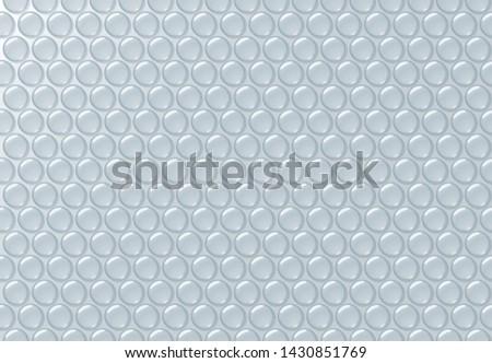 Bubble roze plastic patroon lucht Stockfoto © nomadsoul1