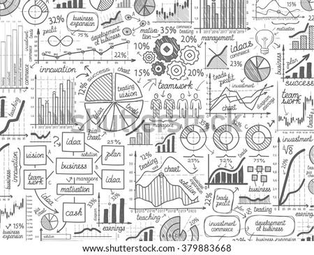 Hand drawn scheme Stock photo © ShustrikS