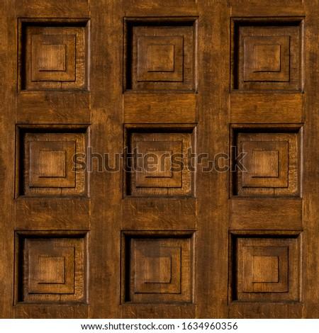 wooden ornament Stock photo © prill