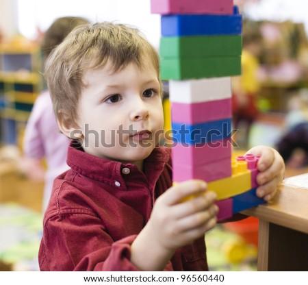 bebek · renkli · oyuncak · eğlence · hareketli · oyuncaklar - stok fotoğraf © paha_l