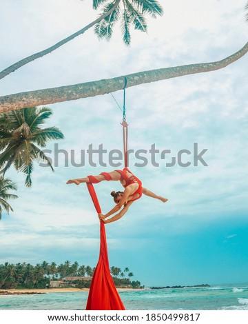 Aerialist Stock photo © disorderly