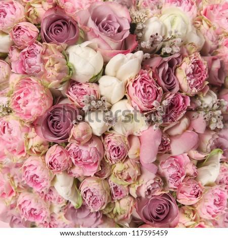 Ramo de la boda aumentó Bush boda naturaleza fondo Foto stock © art9858