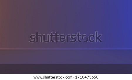 синий Purple градиент цвета студию столе Сток-фото © sedatseven