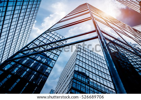 architectural details corporate building Stock photo © epstock
