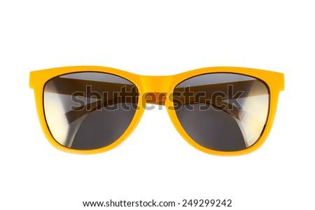 Isolated Sunglasses Stock photo © ArenaCreative