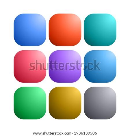 üveg zöld vektor ikon terv digitális Stock fotó © rizwanali3d