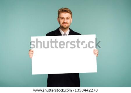El işadamı beyaz iletişim Stok fotoğraf © wavebreak_media