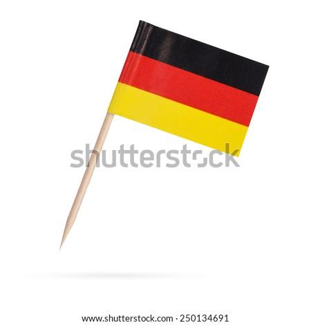 Германия · флаг · икона · изолированный · официальный - Сток-фото © m_pavlov