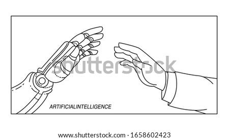 Vs biały ikona działalności ilustracja Zdjęcia stock © kyryloff