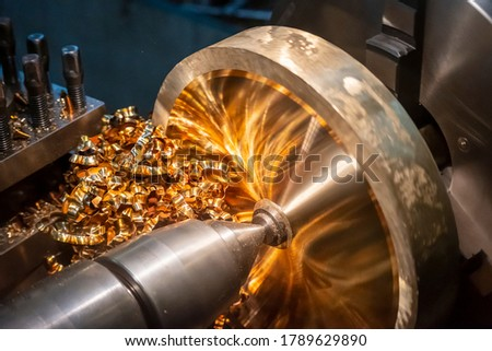 Operational Maintenance - Mechanism of Shiny Metal Cogwheels . 3 Stock photo © tashatuvango