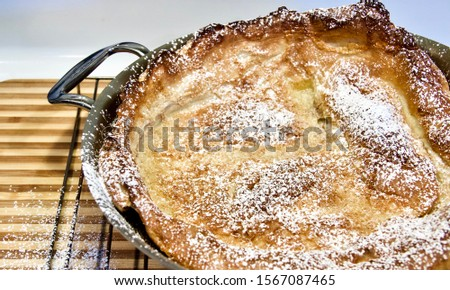 baby · pancake · frutti · di · bosco - foto d'archivio © alex9500