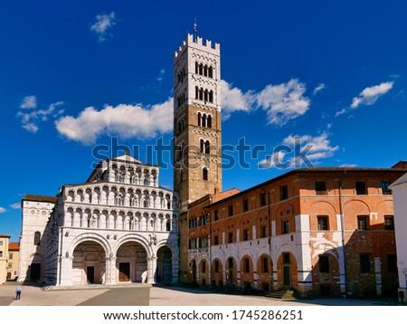 Cattedrale Italia italiana romana cattolico dedito Foto d'archivio © borisb17