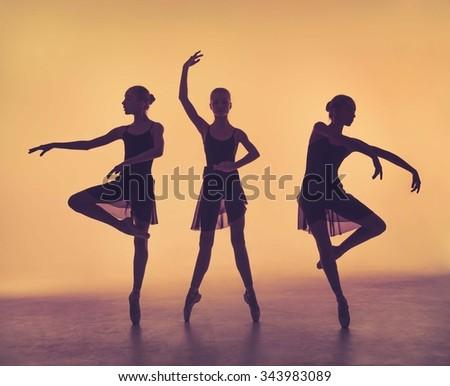 Gyönyörű fiatal ballerina csinos ruha nagy Stock fotó © ruslanshramko