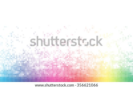 色 スペクトル 抽象的な ピクセル 実例 シームレス ストックフォト © ukasz_hampel