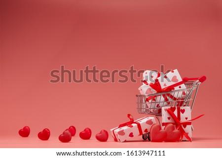 heart and board Stock photo © Wetzkaz