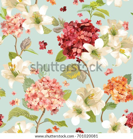 Autumn vintage background in scrapping style, vector illustration Stock photo © carodi