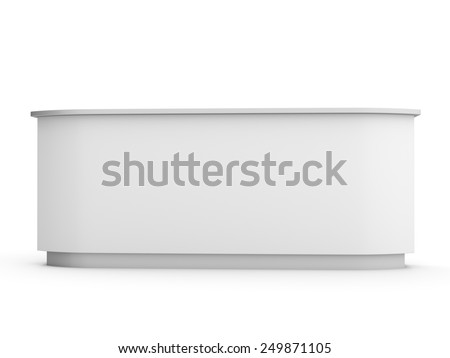 disolated business stall stock photo © netkov1