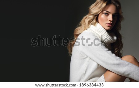 Cheerful woman sitting and posing to girl photographer in summer Stock photo © deandrobot