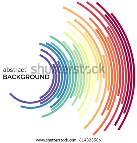 hullámos · medál · absztrakt · vektor · művészet · illusztráció - stock fotó © fresh_5265954