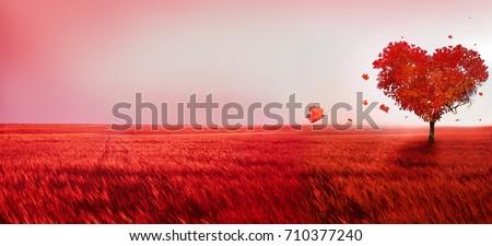 干ばつ · 地球 · 赤 · 雲 · 日没 · 太陽 - ストックフォト © zurijeta