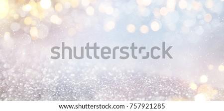 Noël résumé bokeh lumière soft couleur Photo stock © fresh_5265954