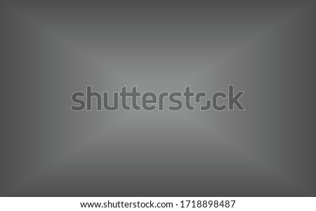 Black abstract background with grey rectangles and frames, modern vector illustration, black metalli Stock photo © kurkalukas