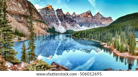 Сток-фото: озеро · парка · весны · природы · льда · путешествия