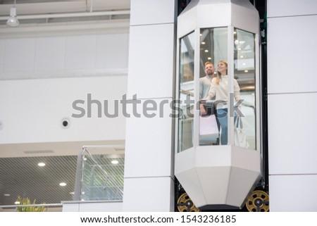 mijn · kantoor · jonge · zakenman · permanente · groot - stockfoto © pressmaster
