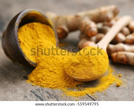 Poudre jaune bannière longtemps format Photo stock © galitskaya