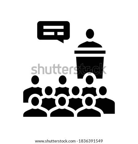 Ricerca vettore icona isolato bianco arte Foto d'archivio © smoki
