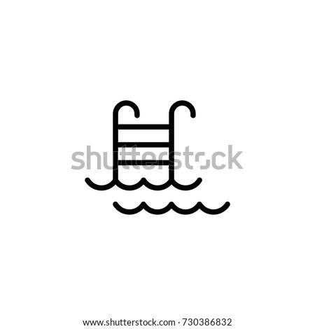 Sportok fitnessz sport atléta úszómedence képzés Stock fotó © Maridav