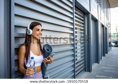 Готский · стиль · девушки - Сток-фото © elisanth