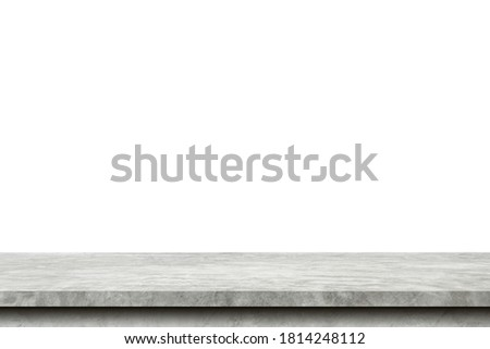 Blank shelving in white empty copy space Stock photo © lunamarina