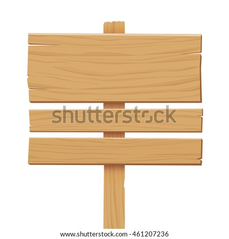Wooden Planks with Copyspace in Nature Stock photo © Nelosa
