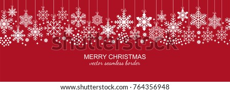 red snow flake pattern design stock photo © wavebreak_media