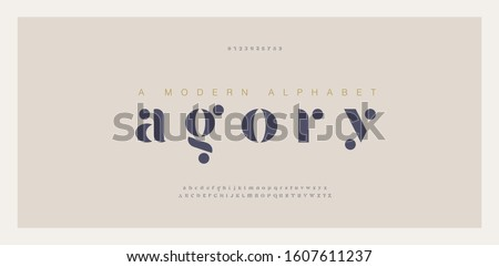abstract vector logo stock photo © netkov1