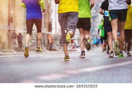 İkincisi · çift · çalışma · eğitim · maraton · yol - stok fotoğraf © smuki