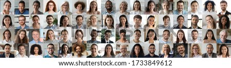 Group shot of  business people Stock photo © IS2