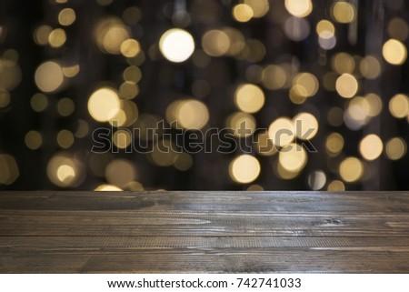 Foto stock: Natal · turva · amarelo · luzes · traçado · idéias