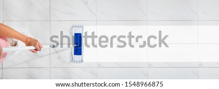 Floor cleaning Stock photo © boggy
