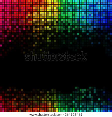 Pixel stílus szín spektrum tapéta színes Stock fotó © ukasz_hampel