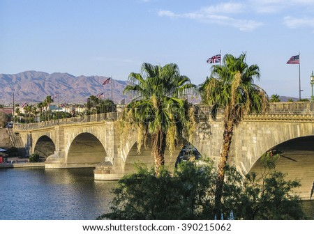 Stockfoto: Meer · oude · historisch · brug · origineel