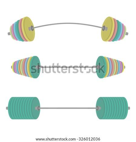 esportes · equipamento · áspero · vetor · desenho - foto stock © popaukropa