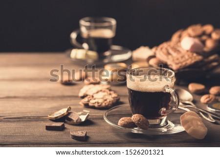 holandés · vacaciones · desayuno · café · tradicional - foto stock © Melnyk