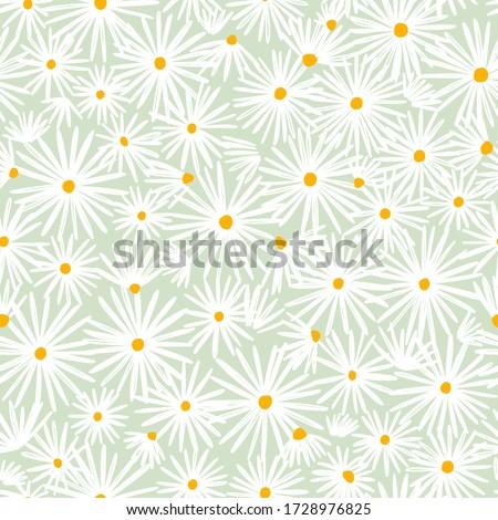 Stock fotó: Elegáns · vektor · végtelenített · virágmintás · tavasz · minta