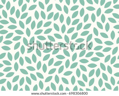 pattern leaves of plants on colorful silhouette in white background Stock photo © lemony